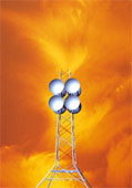 microwave-tower-golden-sky